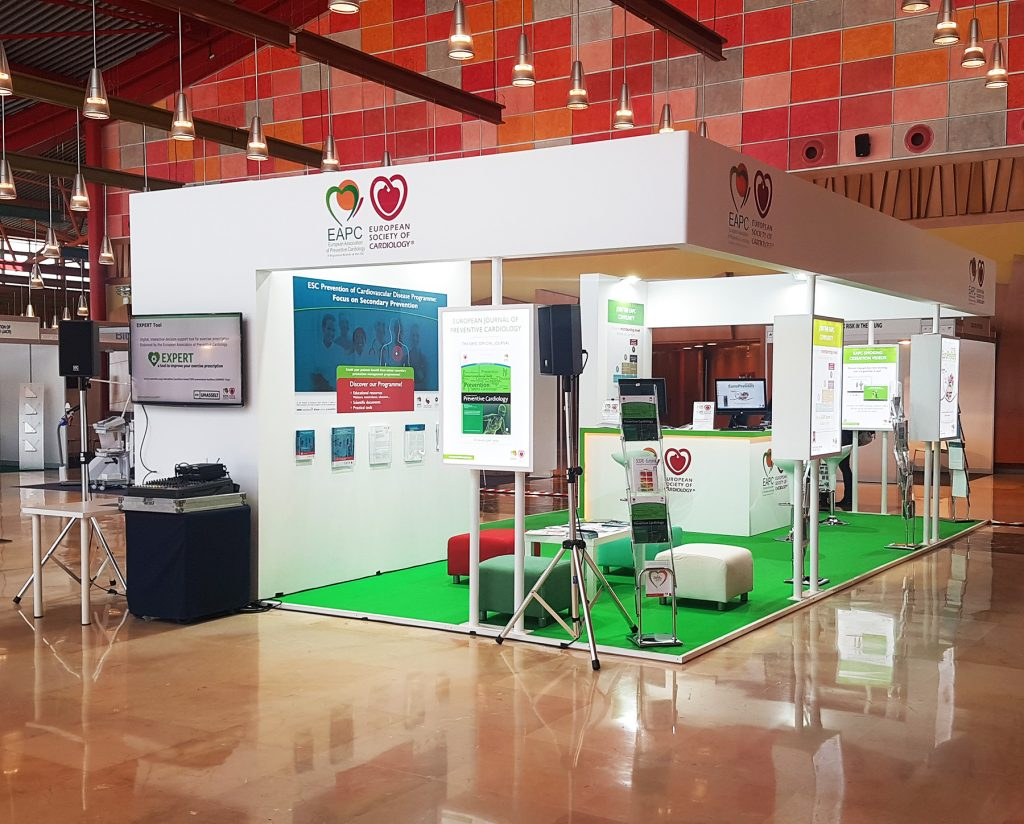 stand de diseño congresos